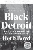 Black Detroit [Pdf/ePub] eBook