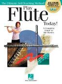 Play Flute Today! Beginner's Pack