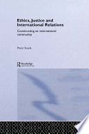 Ethics  Justice and International Relations