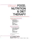 Krause s Food  Nutrition    Diet Therapy Book PDF