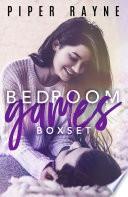 Bedroom Games Box Set Book