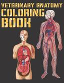 Veterinary Anatomy Coloring Book Book