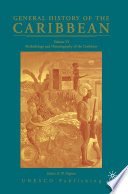 General History of the Caribbean UNESCO Volume 6