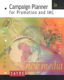 Campaign Planner For Promotion And Imc