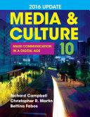 Media & Culture with 2016 Update