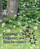 General  Organic   Biochemistry Book