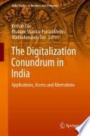 The Digitalization Conundrum In India