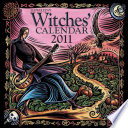 Llewellyn S 2011 Witches Calendar