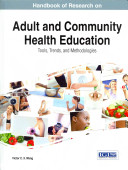 Handbook of Research on Adult and Community Health Education