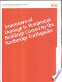 Assessment of Damage to Residential Buildings Caused by the Northridge Earthquake