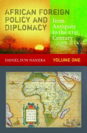 African Foreign Policy and Diplomacy from Antiquity to the 21st Century [2 volumes] [Pdf/ePub] eBook
