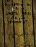 Pdf Five Pillars for Life or Death...(what are you choosing)