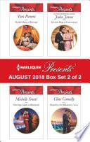Harlequin Presents August 2018 - Box Set 2 of 2