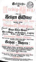 Geschichte und Predig-Buch ...