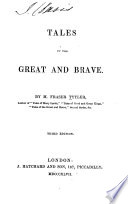 Tales of the Great and Brave