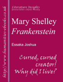 Mary Shelley: 'Frankenstein'