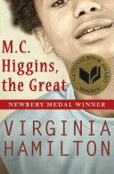 M.C. Higgins, the Great Pdf/ePub eBook