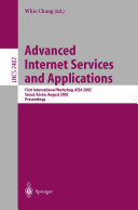 Advanced Internet Services and Applications