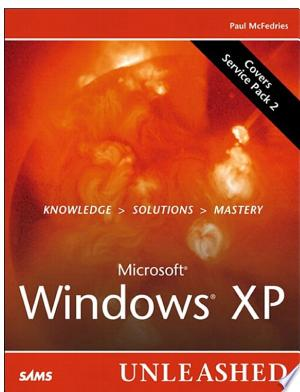 [pdf - epub] Microsoft Windows XP Unleashed - Read eBooks Online