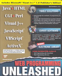 Web Programming Unleashed
