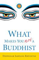 What Makes You Not a Buddhist Pdf/ePub eBook