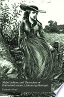 Mabel Ashton: and The recluse of Rutherford manor. (Autumn gatherings).