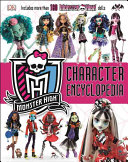 Pdf Monster High Character Encyclopedia