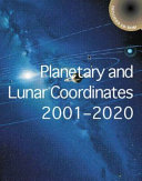Pdf Planetary and Lunar Coordinates for the Years 2001-2020