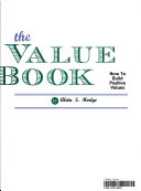The Value Book