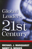 Global Leaders for the Twenty First Century