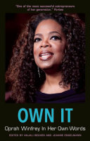 Own It: Oprah Winfrey In Her Own Words Pdf/ePub eBook