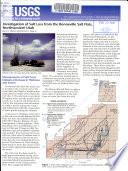 Investigation of Salt Loss from the Bonneville Salt Flats  Northwestern Utah Book