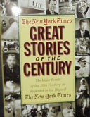 The New York Times Great Stories Of The Century Book PDF