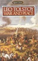 War and Peace banner backdrop