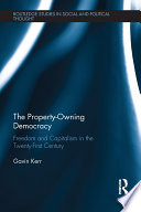 The Property Owning Democracy