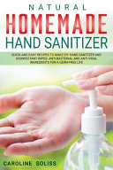 Natural Homemade Hand Sanitizer