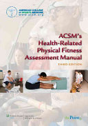 ACSM s Health related Physical Fitness Assessment Manual