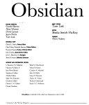 Obsidian III