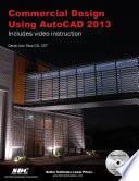 Commercial Design Using AutoCAD 2013