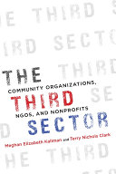 The Third Sector Community Organizations, NGOs, and Nonprofits / Meghan Elizabeth Kallman, Terry Nichols Clark, With assistance from Cary Wu and Jean Yen-chun Lin