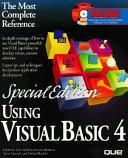 Using Visual Basic 4