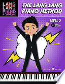 The Lang Lang Piano Method Level 5 Book