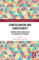 Confucianism and Christianity