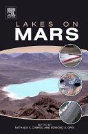 Pdf Lakes on Mars Telecharger