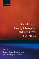 Gender and Family Change in Industrialized Countries