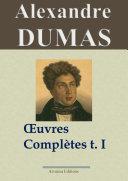 Pdf Alexandre Dumas : Oeuvres complètes - T. 1/2 (Romans, contes et nouvelles) Telecharger