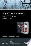 High Power Converters And Ac Drives Book PDF