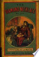 The diamond necklace  confession of the countess de La Motte  fictitious   Book