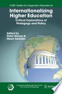 Internationalizing Higher Education