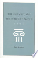 The Argument and the Action of Plato s Laws